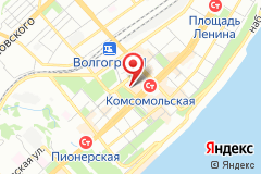 Волгоград, пл. Павших Борцов, д. 2