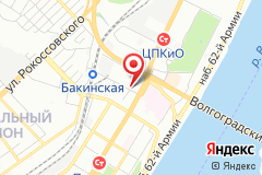 Волгоград, ул. Бакинская, д. 2