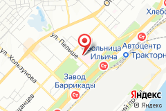 Волгоград, ул. им. Пельше, д. 2
