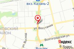 Казань, улица Декабристов, 187