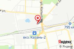 Казань, ул. Леваневского, д. 2а