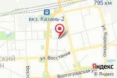 Казань, ул. Гагарина, д. 87