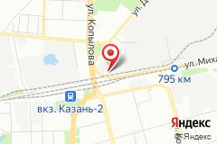 Казань, ул. Дементьева, 2