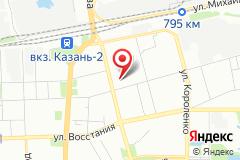 Казань, улица Гагарина, 20А