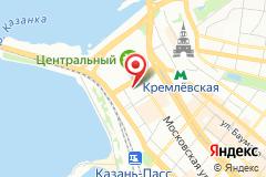 Казань, Московская улица, 1А