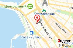 Казань, ул. Рустема Яхина, д. 4