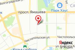Казань, улица Бондаренко, 14
