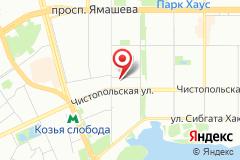 Казань, ул. Чистопольская, д. 9, лит. Б