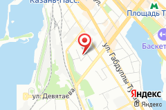 Казань, ул. Галиаскара Камала, 53
