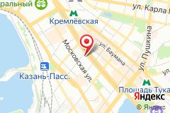 Казань, ул. Тази Гиззата, д. 1, к. б