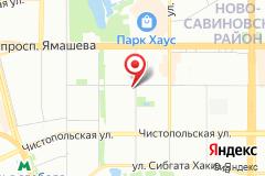 Казань, ул. Меридианная, д. 11, лит. Б