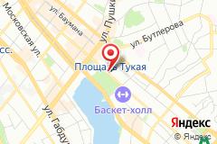 Казань, ул. Островского, д. 57б