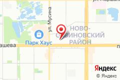 Казань, проспект Хусаина Ямашева, 52