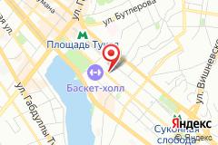 Казань, ул. Островского, д. 87