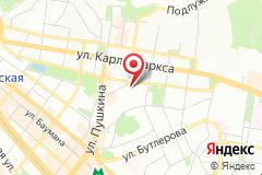 Казань, ул. Горького, 10А