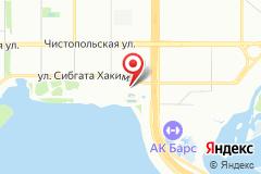 Казань, ул. Фатыха Амирхана, 1а
