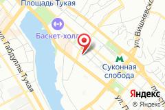 Казань, ул. Т. Миннуллина, д. 8