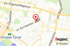 Казань, ул. Бутлерова, д. 54А