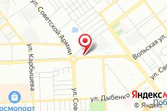 Самара, улица Антонова-Овсеенко, 44Б