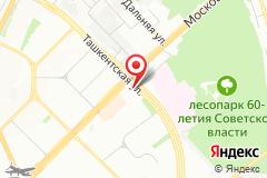 Самара, ул. Ташкентская, д. 196, к. а