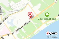 Пермь, ул. Маршала Рыбалко, 105