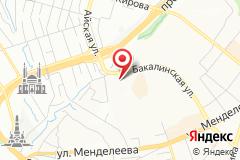 Уфа, ул. Бакалинская, д. 33