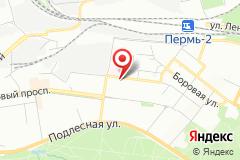 Пермь, ул. Василия Каменского, 4б, эт. 2