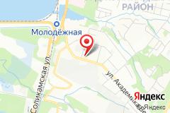 Пермь, ул. Академика Веденеева, 29, эт. 4, оф. 418