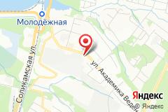 Пермь, ул. Академика Веденеева, 40