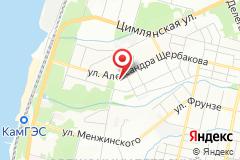 Пермь, ул. Александра Щербакова, д. 33, корп.1
