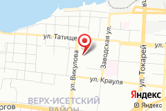 Екатеринбург, ул. Викулова, д. 33, к. 2