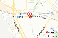 Екатеринбург, улица Черепанова, 12
