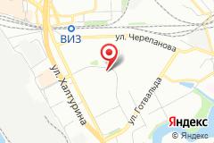 Екатеринбург, ул. Опалихинская, д. 27, лит А, оф. 206