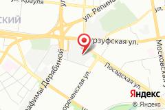 Екатеринбург, ул. Посадская, д. 16,  к. а
