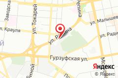 Екатеринбург, улица Репина, 22