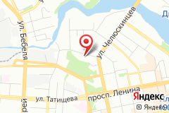 Екатеринбург, ул. Хомякова, д. 9, к. А