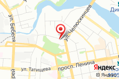 Екатеринбург, ул. Хомякова, д. 5