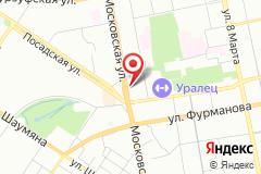 Екатеринбург, ул. Шейнкмана, д. 134, лит. А