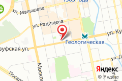 Екатеринбург, ул. Хохрякова, д. 74
