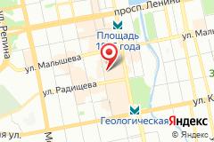 Екатеринбург, ул. Вайнера, д. 19