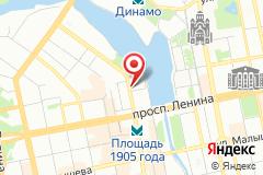 Екатеринбург, ул. 8 Марта, д. 194, секция В, эт. 3, офис 306