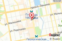 Екатеринбург, ул. 8 Марта, д. 12, к. а