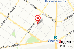 Екатеринбург, ул. Красных Борцов, д. 19, к. А