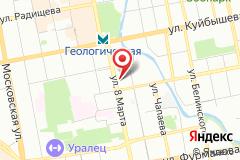 Екатеринбург, ул. 8 Марта, д. 51, лит. А