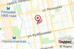 Екатеринбург, ул. Белинского, д. 34