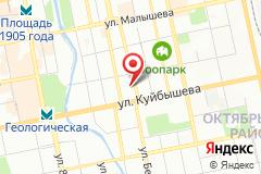 Екатеринбург, ул. Белинского, д. 56
