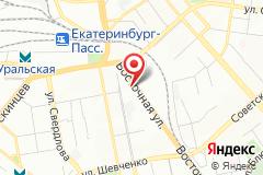 Екатеринбург, ул. Восточная, д. 8, лит. А