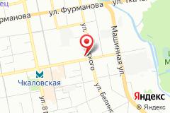 Екатеринбург, ул. Белинского, д. 156, к. 1