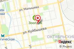 Екатеринбург, улица Мамина-Сибиряка, 193