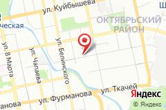 Екатеринбург, ул. Тверитина, д. 38, к. 1